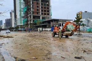 Đà Nẵng nhanh chóng dọn dẹp đường biển
