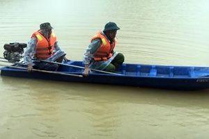 Mở rộng phạm vi tìm kiếm nạn nhân mất tích tại Phước Sơn