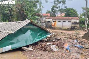 Hà Tĩnh thiệt hại hơn 5.300 tỷ đồng do mưa lũ từ 15 - 21/10