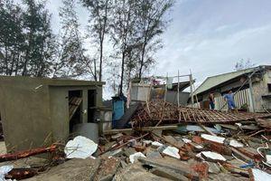 Cảnh báo từ Hà Tĩnh đến Quảng Nam sạt lở đất rất cao