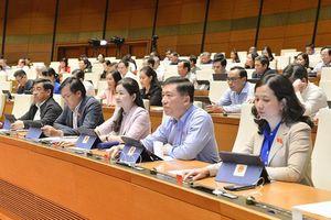 Quốc hội thông qua Nghị quyết về tổ chức chính quyền đô thị tại TP Hồ Chí Minh