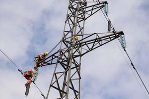 Phối hợp xử lý sự cố lưới điện do thiên tai tại Hà Giang