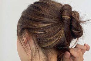 4 màu tóc highlight là trend của mùa lạnh, không kén da mà còn nâng tông trắng