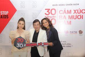 Hoa hậu H'Hen Niê, diễn viên Hồng Ánh hào hứng khởi động chiến dịch 'Cảm xúc 30 năm'