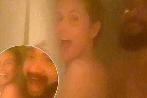 Đăng video khỏa thân tắm cùng chồng trẻ, cựu siêu mẫu Heidi Klum bị chỉ trích