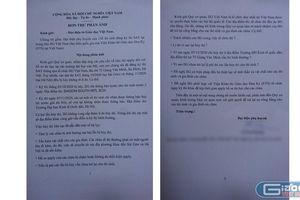 Phụ huynh nói, trả lời của IIG Việt Nam về lý do hủy thi SAT không thuyết phục