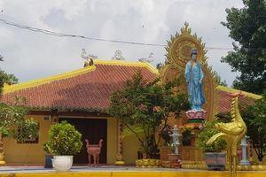 Chùa Phụng Sơn - Nét đẹp kiến trúc chùa cổ Nam bộ