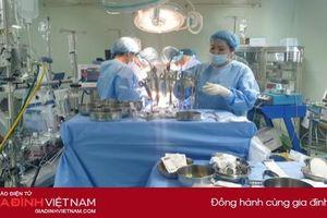 Cứu sống bệnh nhân suy tim nặng, hút thuốc lá nhiều năm