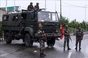 Ấn Độ bác cáo buộc của Pakistan về việc tài trợ cho các nhóm phiến quân