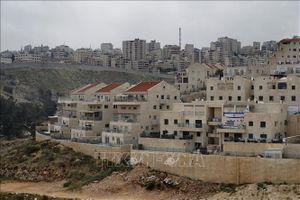 Israel xúc tiến kế hoạch xây dựng hàng trăm nhà định cư tại Đông Jerusalem