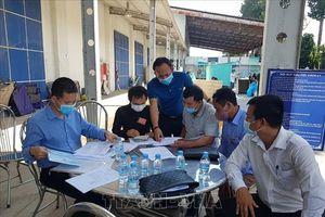 Hồi hương các nạn nhân người Việt Nam trong vụ lật xe ô tô ở Siem Reap, Campuchia