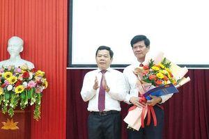 Bổ nhiệm Trưởng Ban Quản lý Khu kinh tế Dung Quất và các KCN Quảng Ngãi