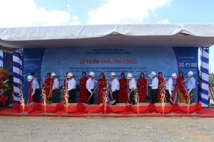 Bình Thuận: Triển khai thi công tuyến cao tốc Phan Thiết - Dầu Giây