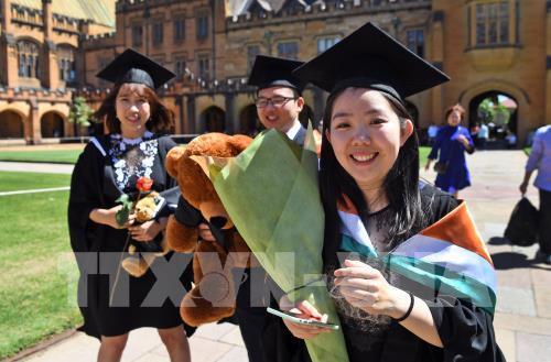 Số sinh viên quốc tế tại Australia có thể giảm 50% vào giữa năm 2021