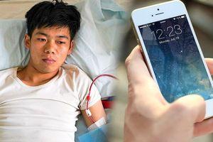 Chàng trai bán thận mua iPhone năm nào đã phải nằm liệt giường cả đời