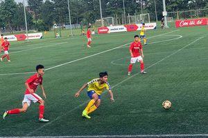 U17 Nam Định để thua đậm Quảng Ninh ở giải đấu mới của VFF
