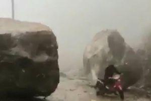 Kon Tum: Đã thông xe các tuyến đường bị sạt lở do mưa bão