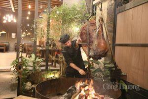 Argentina quảng bá thịt bò tại Hà Nội