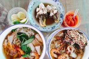 Xuýt xoa nếm thử bún nước lèo 'ăn rồi lại muốn ăn thêm' đặc sản ở Sóc Trăng
