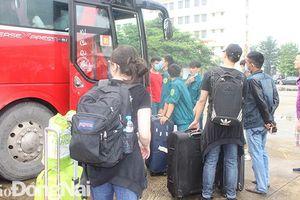 Cách ly tập trung 84 người đến từ vùng dịch nước ngoài và 1 nhân viên y tế