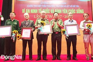 'Được mùa' tiểu thuyết Đồng Nai