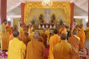 Lâm Đồng : Lễ Tiểu tường Trưởng lão HT.Thích Tánh Hải