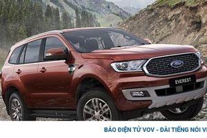 Ford giới thiệu Everest BaseCamp 2021