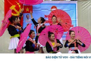 Chùm ảnh: Rộn ràng ngày hội Đại đoàn kết dân tộc trên rẻo cao Điện Biên