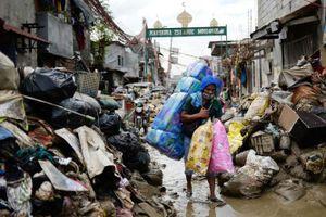 Philippines thiệt hại hơn nửa tỷ USD do bão