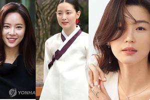 Hôn nhân của 4 'biểu tượng nhan sắc' Hàn Quốc với chồng đại gia