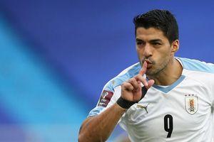 Dính COVID-19, Suarez lỗi hẹn với Messi