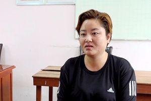 Bắt người phụ nữ chuyên cướp tài sản của học sinh