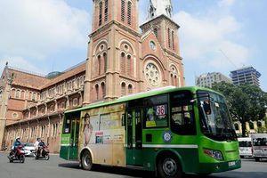 Sài Gòn những chuyến xe buýt