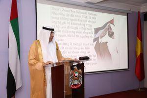 Bí quyết quan trọng để UAE xây dựng năng lực đất nước và ngoại giao hiệu quả