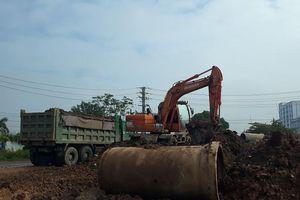 Hoài Đức: Khởi công dự án tuyến đường nối xã An Thượng với Đại lộ Thăng Long