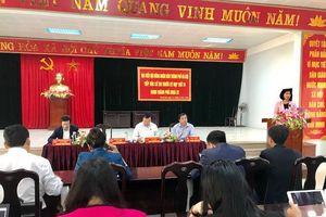 Cử tri kiến nghị đầu tư xây dựng trường công lập tại Khu đô thị Thanh Hà