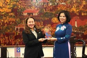 Tỉnh Bắc Ninh hợp tác Malaysia trong đầu tư thương mại
