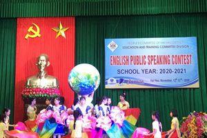 Nâng cao kỹ năng thực hành tiếng Anh cho học sinh vùng ven biển