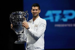 Novak Djokovic cân bằng kỷ lục 'khủng' với huyền thoại Pete Sampras