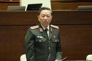 Bộ trưởng Tô Lâm: Lực lượng tham gia bảo đảm an ninh, trật tự có từ những ngày đầu Cách mạng Tháng 8