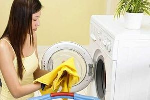 3 bí quyết giúp lồng máy giặt sạch bong, sáng bóng