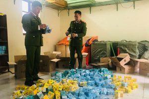 Lạng Sơn: Bắt giữ 4000 sản phẩm thuốc lá điện tử nhập lậu