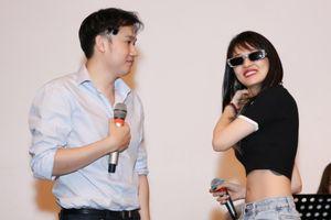Dương Triệu Vũ cùng Bảo Anh tập luyện thâu đêm chuẩn bị cho liveshow Dạ Nguyệt