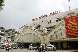 130 năm chợ Đồng Xuân