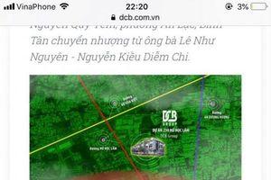 Vì sao TGĐ DCB Nguyễn Văn Chung quyết 'quậy tưng' khu đất 230 Hồ Học Lãm?
