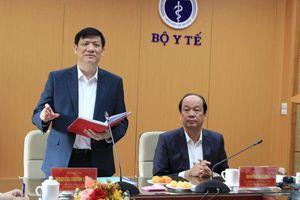 Bộ trưởng Nguyễn Thanh Long cam kết công khai mọi dịch vụ công của ngành Y tế