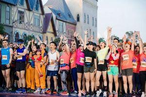 Mãn nhãn cung đường marathon 'cực phẩm' và kỳ nghỉ trong mơ ở Vinpearl Phú Quốc