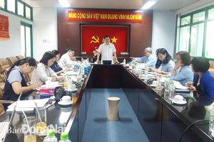 Tiếp tục đổi mới, nâng cao chất lượng hoạt động Công đoàn