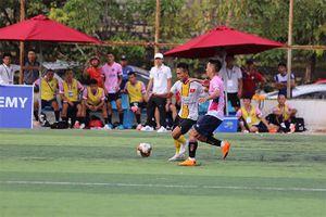 Vòng 3, Giải bóng đá sân 7 KPL-S2: C-CASA FC vươn lên dẫn đầu