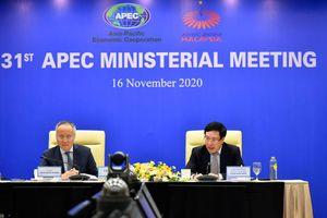 APEC quyết tâm đẩy mạnh liên kết kinh tế khu vực và phát triển bền vững